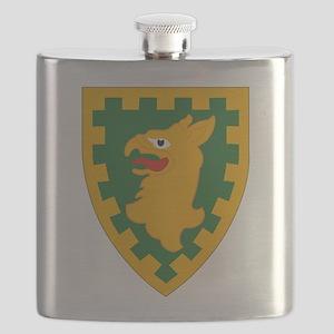 15th MP Brigade Flask