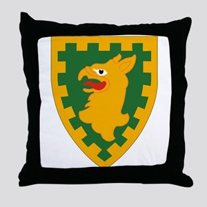 15th MP Brigade Throw Pillow
