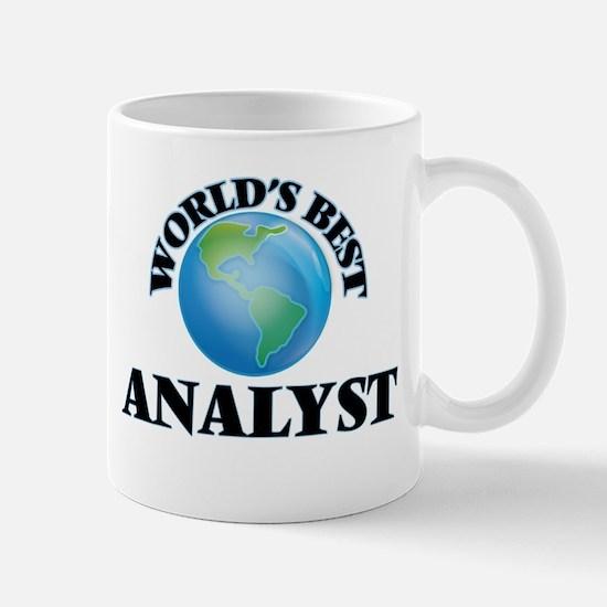 World's Best Analyst Mugs