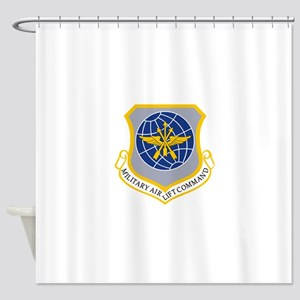 Military Airlift Command MAC Shower Curtain