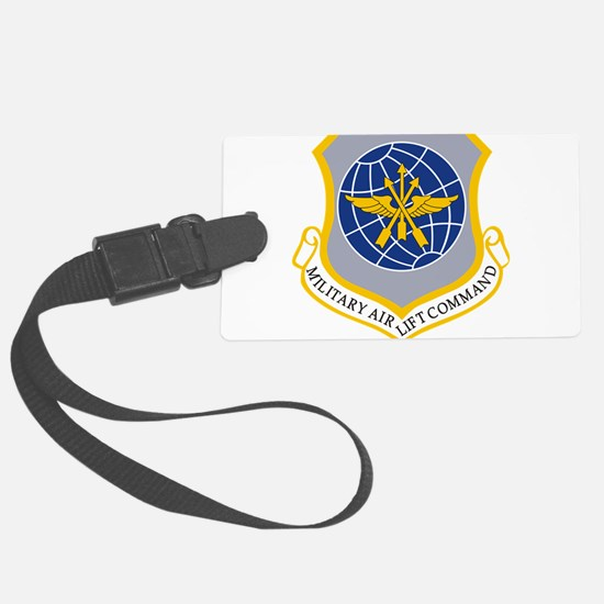 Military Airlift Command MAC.png Luggage Tag