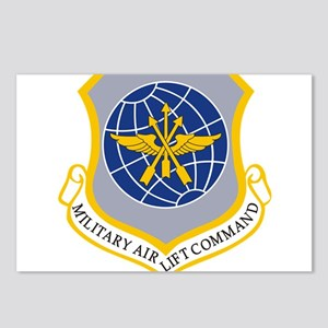 Military Airlift Command Postcards (Package of 8)