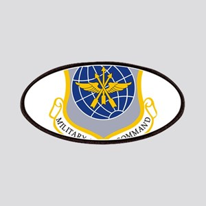 Military Airlift Command MAC Patches