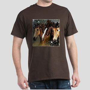 Sky Horses Dark T-Shirt