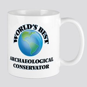 World's Best Archaeological Conservator Mugs