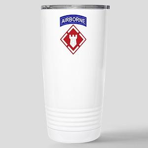 20th Engineer Brigade.p Stainless Steel Travel Mug