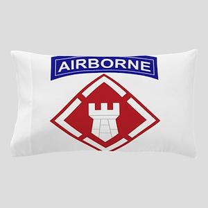 20th Engineer Brigade Pillow Case