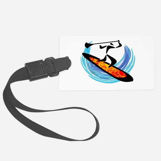 SUP FOR IT Luggage Tag