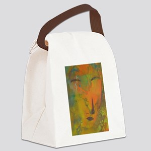 Fading memory Canvas Lunch Bag
