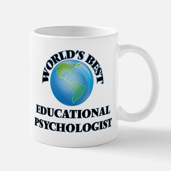 World's Best Educational Psychologist Mugs