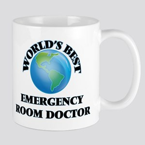 World's Best Emergency Room Doctor Mugs