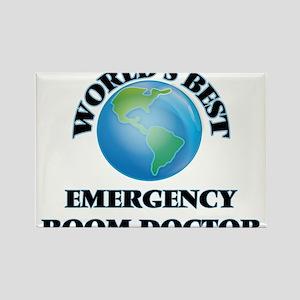 World's Best Emergency Room Doctor Magnets