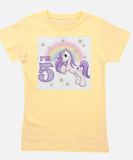Funny Themed Girl's Tee