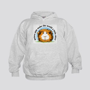 Guinea pigs make the world... Kids Hoodie