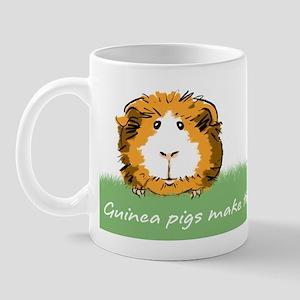 Guinea pigs make the world a little nicer Mug