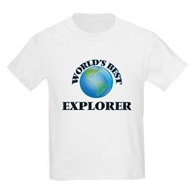 World's Best Explorer T-Shirt