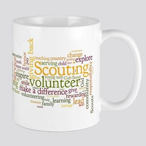 Scouting Volunteer Mug