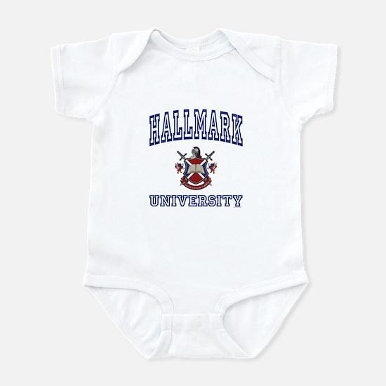 HALLMARK University Infant Bodysuit