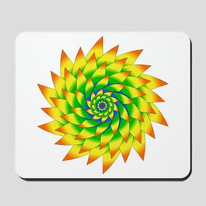 Spiral4 Mousepad