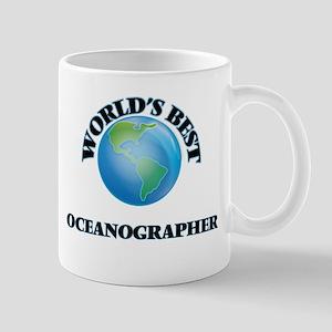 World's Best Oceanographer Mugs