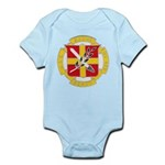 USS BACHE Infant Bodysuit