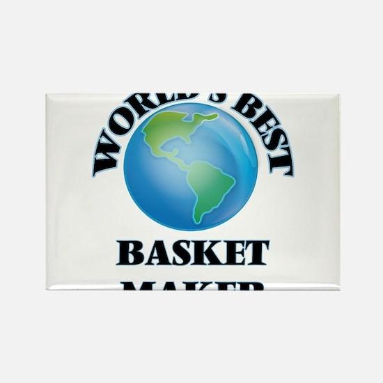 World's Best Basket Maker Magnets