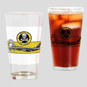 vf84shirt Drinking Glass