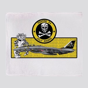 vf84shirt Throw Blanket