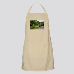 Lower Slaughter BBQ Apron