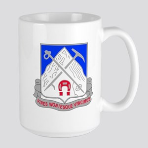 1-87 Infantry Unit Crest Mugs
