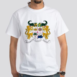 Benin Coat of Arms White T-Shirt
