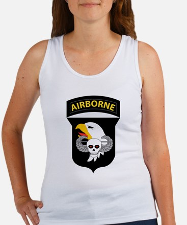 101st Airborne Division Women's Tank Top