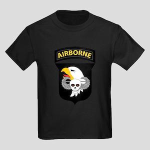 101st Airborne Division Kids Dark T-Shirt