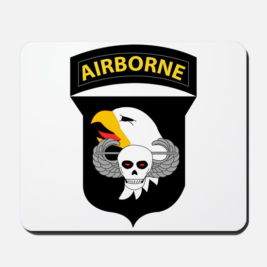 101st Airborne Division Mousepad