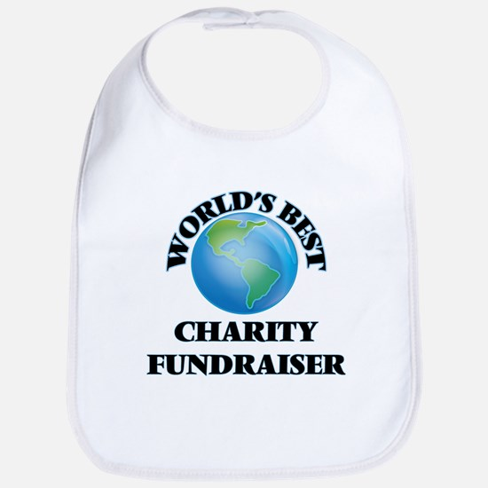 World's Best Charity Fundraiser Bib