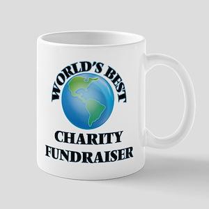 World's Best Charity Fundraiser Mugs