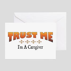 Trust Caregiver Greeting Cards (Pk of 10)