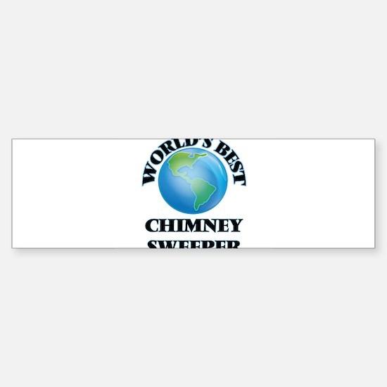 World's Best Chimney Sweeper Bumper Bumper Bumper Sticker