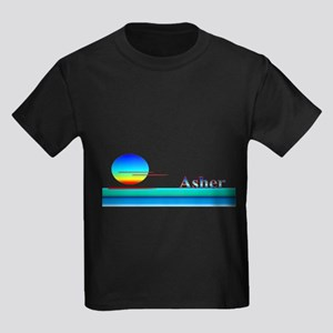 Asher Kids Dark T-Shirt