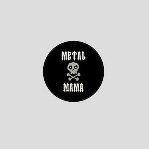 Matal Mama Mini Button