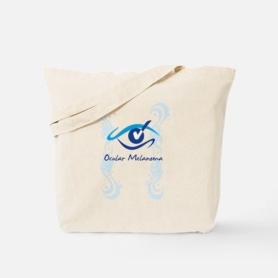 Funny Melanoma cure Tote Bag