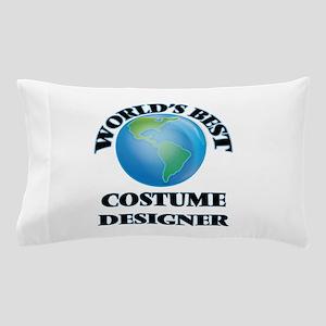 World's Best Costume Designer Pillow Case