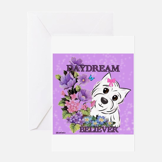 Daydream Believer Greeting Cards