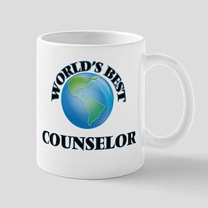World's Best Counselor Mugs