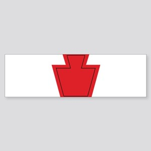 28TH Infantry Division Bumper Sticker