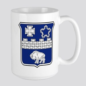 17th Infantry Regiment Military Patch Mugs
