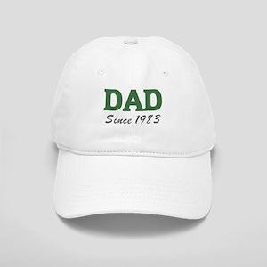 Dad since 1983 (green) Cap