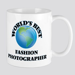 World's Best Fashion Photographer Mugs