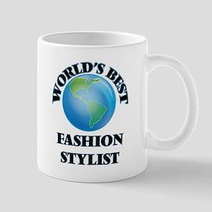 World's Best Fashion Stylist Mugs