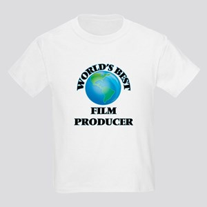 World's Best Film Producer T-Shirt